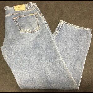 Relaxed Fit Levi jeans